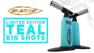 2020 Blazer Big Shot GT8000 Limited Edition Grey with Black Logo