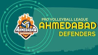 Ahmedabad Defenders Players list | Pro Volleyball League team