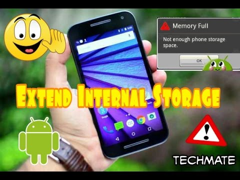 [Hindi] Increase Phone's Internal Storage Easily Without Deleting Anything  | TechMate