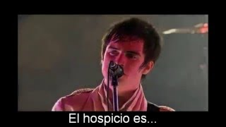 Panic! At The Disco - Nails for breakfast, tacks for snacks (subtitulado al castellano)