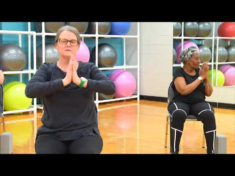 Fun Fitness: Chair Yoga