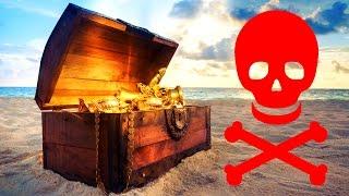 5 Geheime Schätze - Die immer noch gefunden werden können!