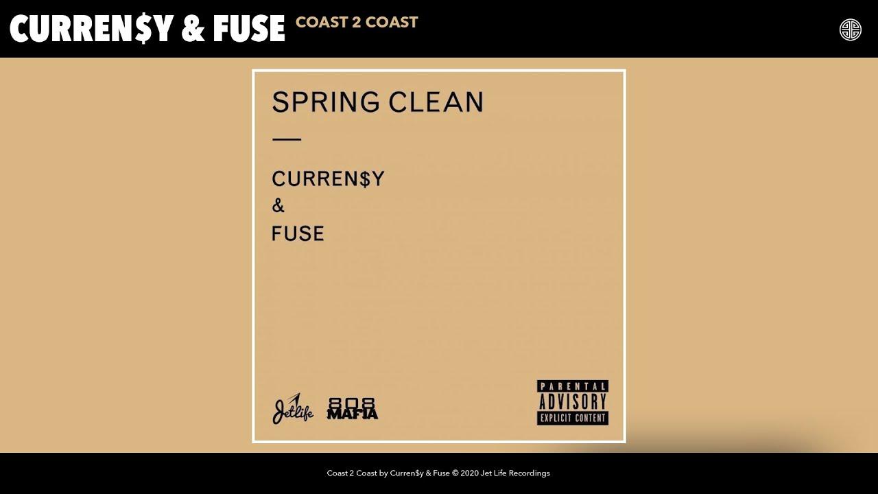 Download Curren$y & Fuse - Coast 2 Coast (Audio)