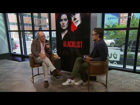 "James Spader Stops By To Discuss ""The Blacklist"""