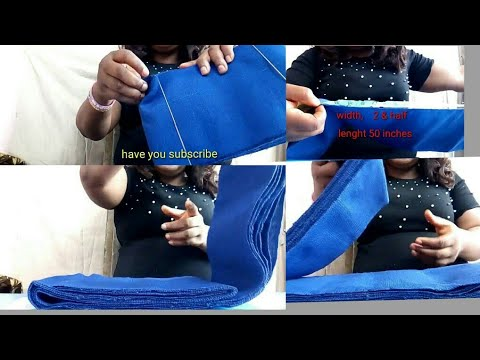 Download How to make Auto gele ashoke, yards needed.