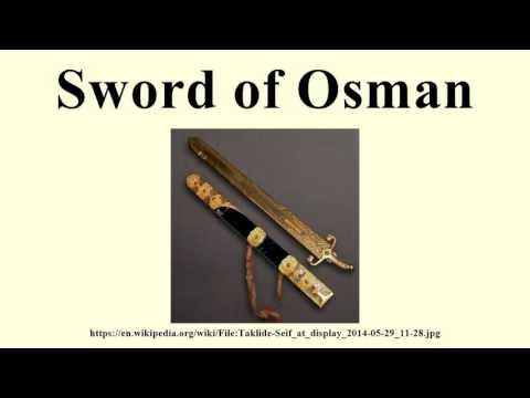 Sword of Osman