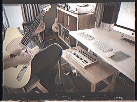 single guitar strings through harmonizers