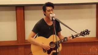 James 楊永聰-好久不见《Stay》 in MMU Cyberjaya Live校園簽唱會 2014
