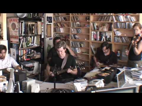 Bill Callahan: NPR Music Tiny Desk Concert