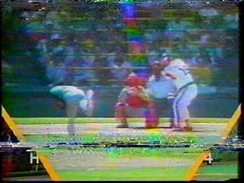 August 28, 1983 - 2 HR Game for Greg Luzinski