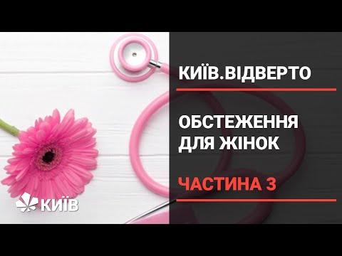 Жіноче здоров'я: які регулярні обстеження треба проходити? (Київ.Відверто 18.12.20)