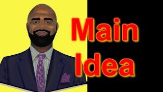 Introduction to Reading Skills: Identify Main Idea Rap