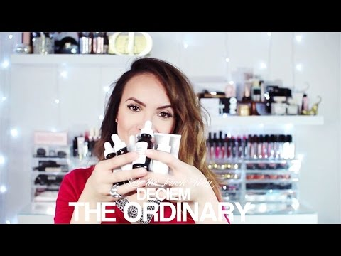 Deciem - The Ordinary l Ma Revue
