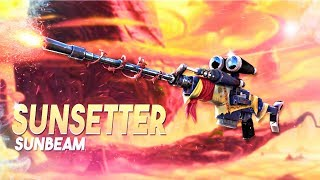*WHAT ARE YOU AIMING AT?* Sunsetter Weapon Review | 130 Sunbeam | Fortnite Save The World