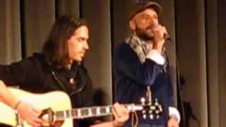 "Jan Plewka - live im Kino Babylon Berlin Mitte - ""Ich Lass Euch Los"""