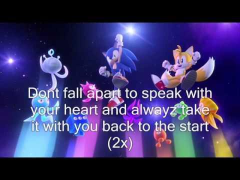 Speak With Your Heart  Sonic Colors lyrics