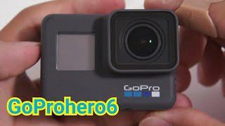 遂にGoProhero6を買ってしまいました。