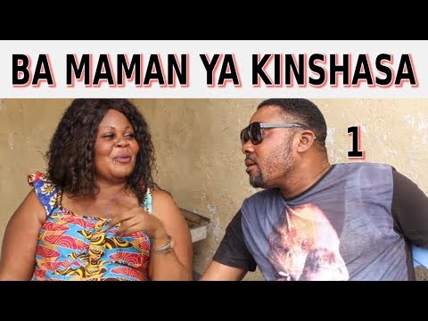 BA MAMAN YA KINSHASA Ep 1 Theatre Congolais avec Makambo,Daddy,Diana,Barcelon,Kipekapeka