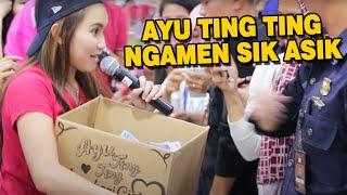 Video Ayu Ting Ting Ngamen Sik Asik download MP3, 3GP, MP4, WEBM, AVI, FLV Agustus 2017