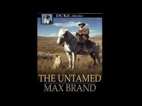 Western Audio Books - The Untamed