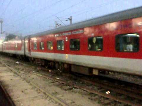 12436 Rajdhani Express
