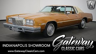 1978 Oldsmobile Toronado, Gateway Classic Cars - Indianapolis #1373
