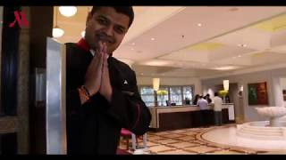 Hyderabad Marriott - A true reflection of Indian h...