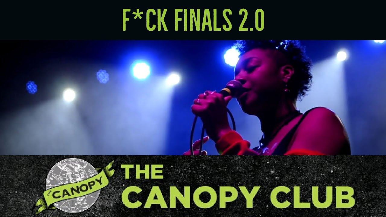 The F ck Finals 2.0 Video Recap   The Canopy Club 12 14 17 - YouTube 72827d27b