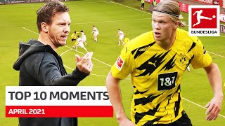 Haaland s Speed Record FCB s New Coach A Royal Blue Farewell The Best Bundesliga Moments