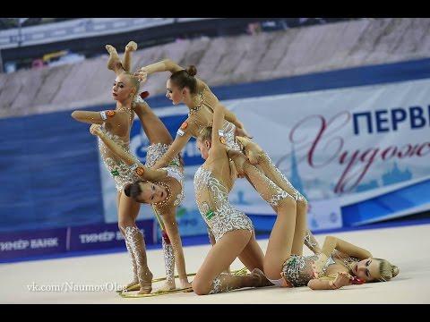 Rusia 2 Hoops + 6 Clubs - Kazan 2016