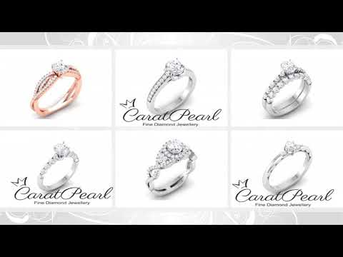 Carat Pearl - Best Place to Buy Engagement Ring Online