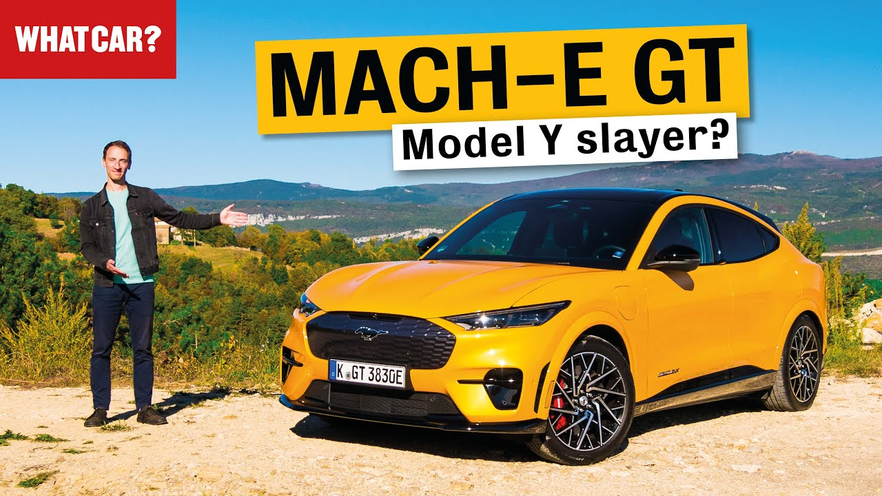 NEW Ford Mustang Mach-E GT review – better than a Tesla Model Y?   What Car?
