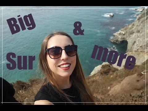 l VLOG l Big Sur & more