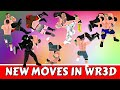 How To Add New Moves In WR3D/Wrestling Revolution 3D Game