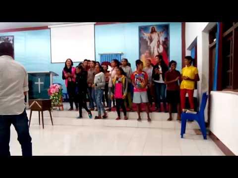 Download lagu terbaik Ku berbahagia - reggae GP Youth worship Mp3 gratis