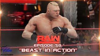 WWE 2K18 Monday Night Raw Story Mode Episode 50