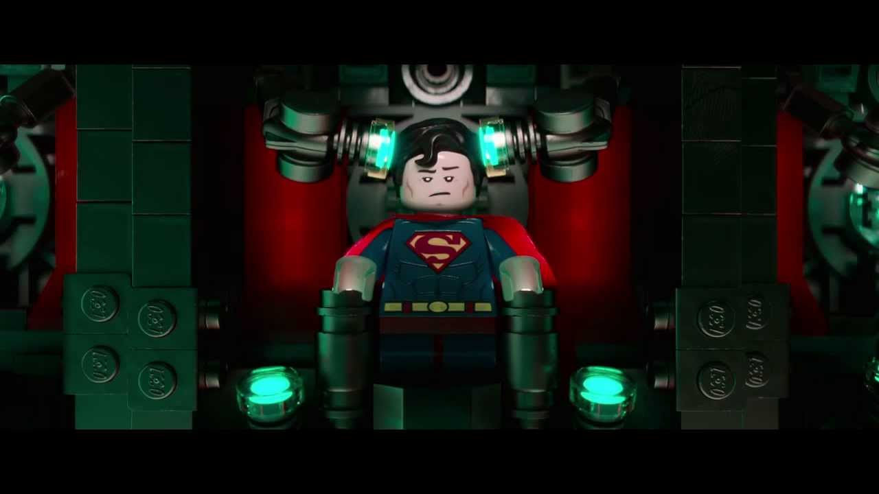 The Lego Movie Man Of Plastic Official Warner Bros Youtube
