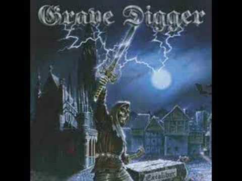 Grave Digger - Parcival
