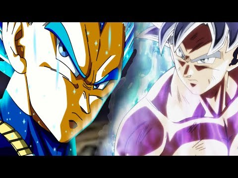 Vegeta's Transformation and The Heat of Goku Explained- Dragon Ball Super