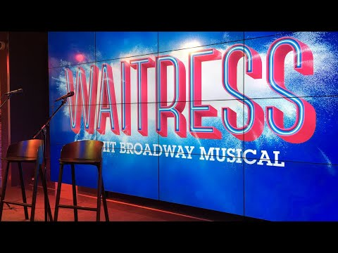 Jason Mraz Previews His Performance in WAITRESS!