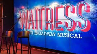 Jason Mraz - Jason Previews His Performance in WAITRESS!