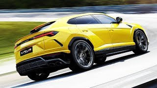 Обзор Lamborghini Urus. Тот же самый Cayenne?