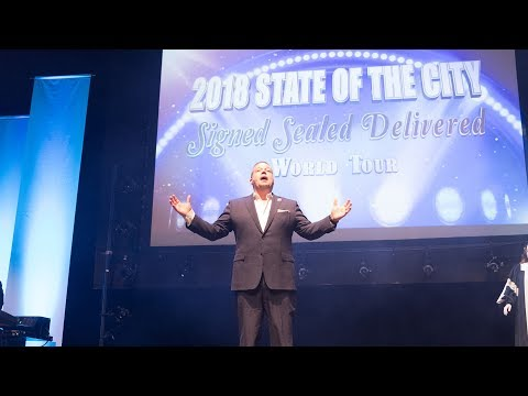 2018 State of the City Address