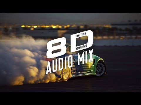 8D Music Mix ♫ Best 8D Audio Songs ♫ 8D Bass Boosted Remix Music