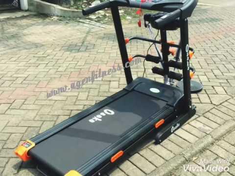 Treadmill elektrik OSAKA teknologi Jepang
