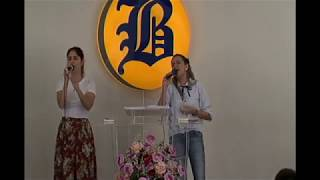 Culto de Santa Ceia - Pr. Milton Zanini - 28.10.2018 (Parte 1)