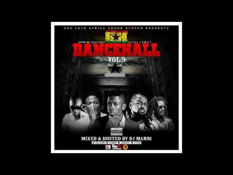 DJ Manni – GH DANCEHALL VOL.9