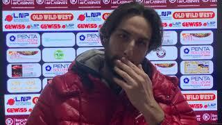 🎙 #KevinCusenza | Intervista con il nuovo atleta rossoblù