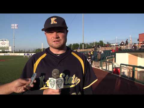 MAC Baseball Tournament Video: Kent State