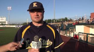 MAC Baseball Tournament Video: Kent State